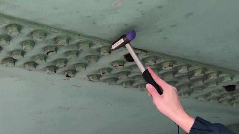 F11Tボルト 点検 非破壊検査 ボルトテスター