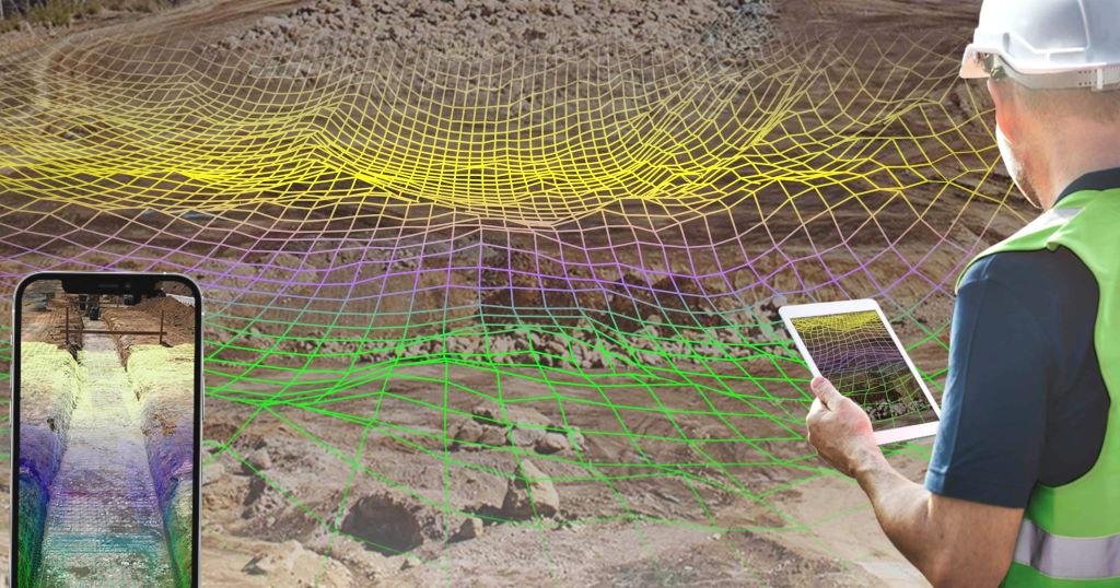 GeoScan 3次元計測